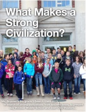 What Makes A Strong Civilization? (8th Grade I-Search)