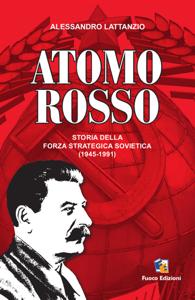 Atomo Rosso Libro Cover