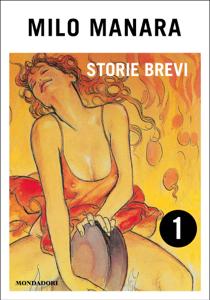 Storie brevi (1) Copertina del libro