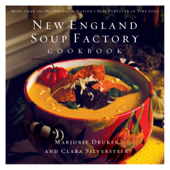 New England Soup Factory Cookbook Book Cover