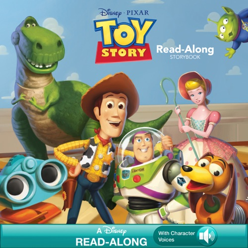 Disney Book Group - Toy Story Read-Along Storybook