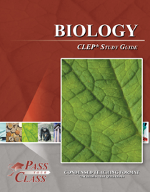Biology CLEP Test Study Guide