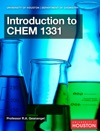 Introduction To CHEM 1331