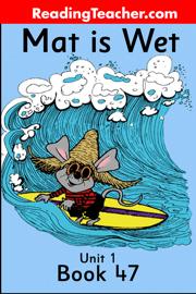 Mat is Wet book