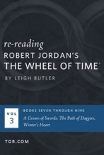 Wheel Of Time Reread: Books 7-9