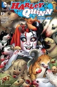Harley Quinn (2013-2016) #2 Book Cover