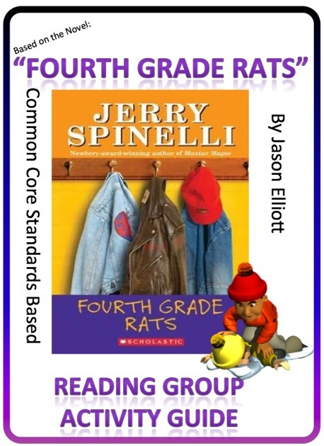 Fourth Grade Rats Reading Group Activity Guide By Jason