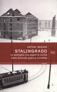 Stalingrado Copertina del libro