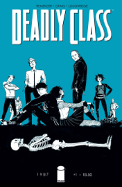 Deadly Class #1 book