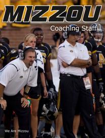 Mizzou Coaching Staff book