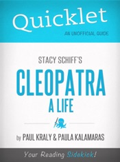 Quicklet on Stacy Schiff's Cleopatra: A Life