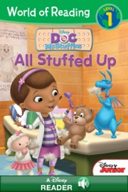 World of Reading Doc McStuffins:  All Stuffed Up - Disney Book Group