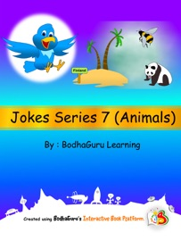 Jokes Series 7 (Space) - BodhaGuru Learning