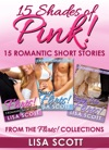 15 Shades Of Pink 15 Romantic Short Stories From The Flirts Collections