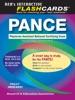 PANCE (Physician Assistant Nat. Cert Exam) Flashcard Book (REA)