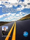 Auto Accidents A Little Book About The Big Things You Should Know