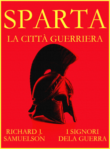 Sparta Libro Cover