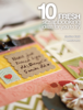 Smitha Katti - 10 Fresh Scrapbooking Ideas artwork
