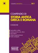 Compendio di Storia antica Greca e Romana Book Cover