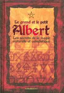 Le grand et le petit Albert La couverture du livre martien