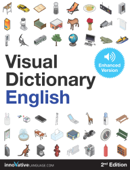 Visual Dictionary English - 2nd Edition (Enhanced Version)