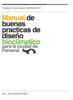 Arq. Jose Antonio Diaz - Manual de buenas practicas de diseño  bioclimatico para la Ciudad de Panamá ilustración
