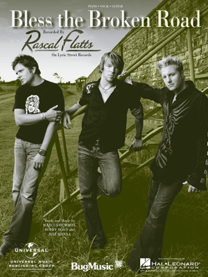 Bless the Broken Road - Rascal Flatts book