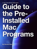 Guide to the Pre-Installed Mac Programs