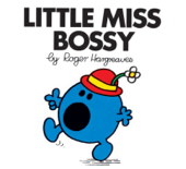 Little Miss Bossy Book Cover