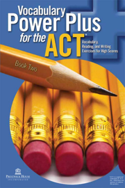 Vocabulary Power Plus for the ACT - Book Two book