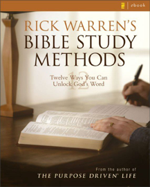 Rick Warren's Bible Study Methods