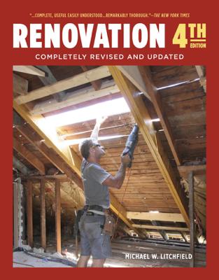 Renovation 4th Edition - Michael Litchfield book