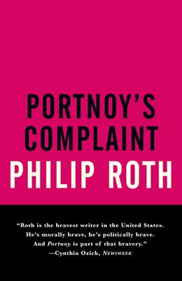 Portnoy's Complaint - Philip Roth book