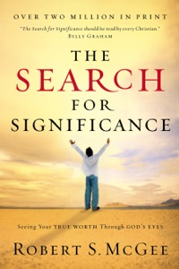 The Search for Significance Book Cover