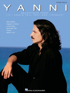 Yanni - Selections from If I Could Tell You and Tribute (Songbook) Copertina del libro