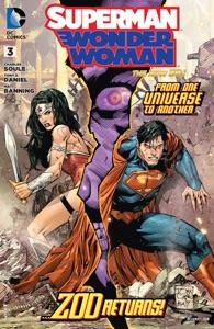 Superman/Wonder Woman (2013-) #3