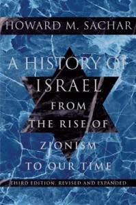 A History of Israel da Howard M. Sachar