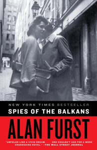 Spies of the Balkans Book Cover