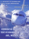 Commercial Pilot Practical Test Standards For Airplane SEL MEL SES MES