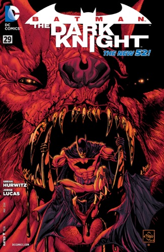 Gregg Hurwitz & Ethan Van Sciver - Batman: The Dark Knight (2011- ) #29