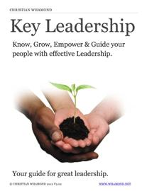 Key Leadership book