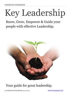 Key Leadership Book Review