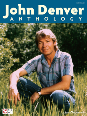 John Denver Anthology (Songbook) - John Denver book