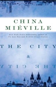 The City & The City par China Miéville Couverture de livre