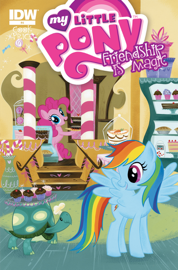 My Little Pony: Friendship is Magic #4 book