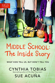 Middle School: The Inside Story book