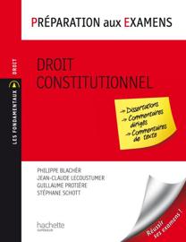 Droit constitutionnel - Préparation aux examens