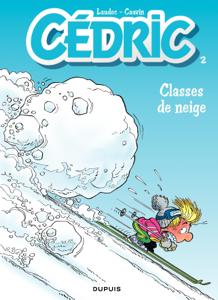 Cédric - 2 - Classes de neige Couverture de livre