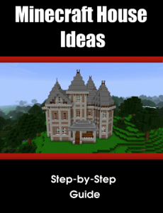 Minecraft House/Structure Ideas: A collection of blueprints for great house ideas in this Minecraft house guide La couverture du livre martien