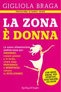 La Zona è donna Copertina del libro
